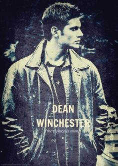 Dean Winchester, supernatural