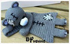 #crochet #häkeln #haken #lappenpop #ragdoll #metoyoubear