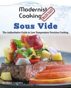 Modernist Cooking Sous Vide recipes