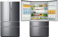 latest trends in design, fridges and coolers