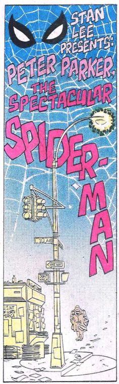 Peter Parker The Spectacular Spider-Man 72 The Best Comic Book Panels