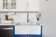 Before & After: A Renovation Makes the Most of a Small Kitchen — Sweeten