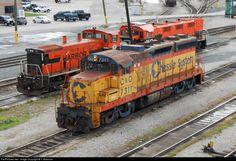 Vintage Locomotives | RailPictures.Net Photo: VLIX 7311 Vintage Locomotives Inc. (VLIX) EMD ...