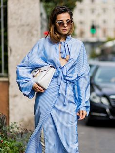 Everyone Is Wearing This Dress Style With Boots via @WhoWhatWearUK