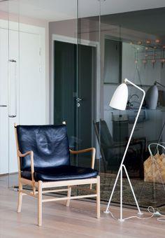 GUBI // Gräshoppa Floor Lamp by Greta M. Grossman