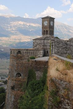 A UNESCO World Heritage Site Albania Travel Destinations Honeymoon Backpack Backpacking Vacation Visit Albania, Albania Travel, Les Balkans, Albanian Culture, Republic Of Macedonia, Sites Touristiques, English Castles, Luxor Egypt, Travel Destinations