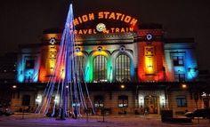Denver Union Station, Colorado, EUA - As 30 Estações de Trem Mais Bonitas do Mundo