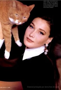 30 millions d'amis magazine aime...  carla bruni, former French First Lady