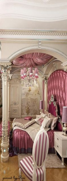 Interior Design l THE MILLIONAIRESS MANSION l Ria