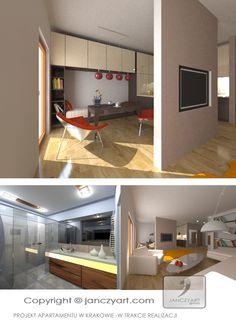 Portfolio by Interior Designer D.F.A. Karolina Janczy © janczyart.com