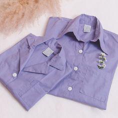 Camisola Adulto e Infantil Lavanda Coat, Jackets, Fashion, Nightgown, Sons, Lavender, Down Jackets, Moda, Sewing Coat