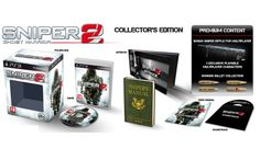 SwiatGry.pl - Sniper: Ghost Warrior 2 COLLECTOR'S EDITION Warrior 2, The Collector