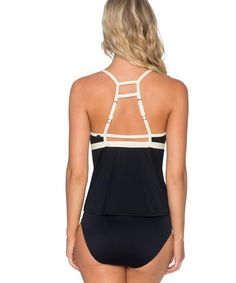 Swim Systems On Point - Gidget Tankini Top - Beachbliss Swimwear & Apparel - 2