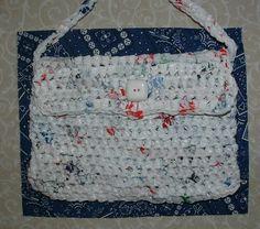 Purse Lining for a plarn purse