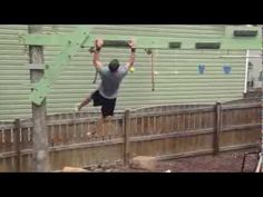American Ninja Warrior Obstacle Course - YouTube