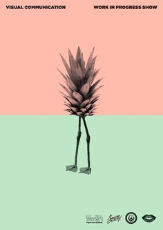 This is one of the collage example i found on internet - with plant and animal legs. I also like the 2 parts background even thought this also making the image looks is like it  is roughly done