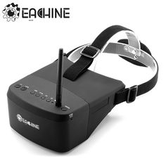 79.99$  Buy now - http://aligek.worldwells.pw/go.php?t=32684222630 - Eachine EV800 5'' 800x480 FPV Racing Goggles Glasses 5.8G 40CH Auto-Searching
