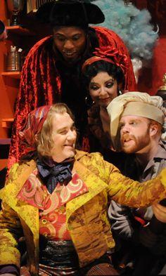 Florida Grand Opera presents Gioachino Rossini's The Barber of Seville. The Barber Of Seville, November, Presents, Florida, Magic, Costumes, Seville, Barber, November Born