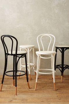 Scrolled Bentwood Barstool - anthropologie.com #anthrofave