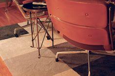 Mid-Century Modern, ES-104, Time Life, Herman Miller Aluminum Group, Eames Executive Chair, 4 leg, Pre-1990