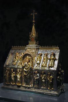Banyoles Arqueta de St Martirià,1413-1453