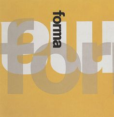 Max Huber, Forma 1955 by Around & Around, via Flickr