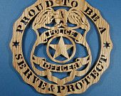 Proud To Be A Police Officer