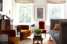 Fifth Avenue Apartment | Robert Couturier | décor, architecture & design