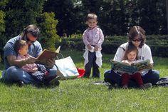 Familia, actividades de tiempo libre.