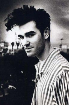 Morrissey. Met him shopping in a book store in LA once and he was really sweet!