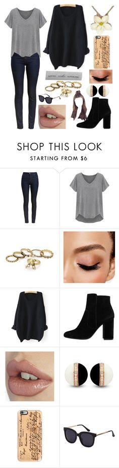 """""""Brid"""" by cri-bad on Polyvore featuring moda, Barbour, Avon, WithChic, MANGO e Casetify"""