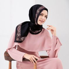 Armine Atelier Elegant Modest Silk Hijab at www.hijabplanet.com - free shipping worldwide  #scarf #beautiful #fashion #hijab #headscarves #forgirlsonly #shawl #accessories #hairscarf #premiumhijab