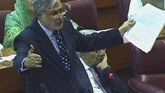 PTI Not Abiding To Its Agreement, Dar Tells NA