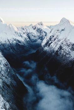 souhailbog: Fjordland National Park By Bryan Daugherty | More