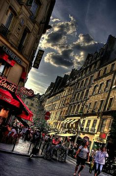 rue de Buci - Paris 6e
