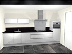 rechte keuken 4 meter - Google zoeken