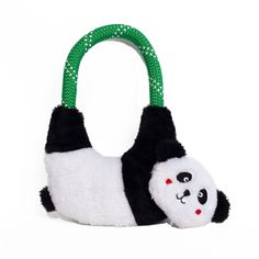 Our Official ZippyPaws Rope Hangerz Dog Toy - Panda is the perfect product for almost any pet at an exceptional value! Panda Dog, 15 Dogs, Climbing Rope, Pet Boutique, Blue Dragon, Interactive Toys, Small Breed, Toy Sale, Dog Toys