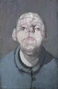 Portrait en veste bleu (1989)