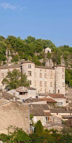 Vogüé à Rhône-Alpes, France