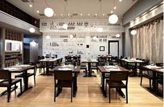 Vasilenas restaurant, one of the best displays of contemporary Greek cuisine with great value-for-money.