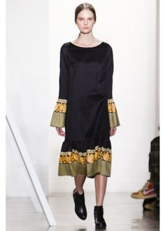 SUNO Fall 2013 Runway Collection
