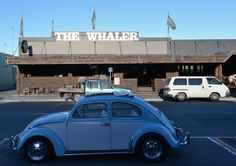 The Whaler . . .