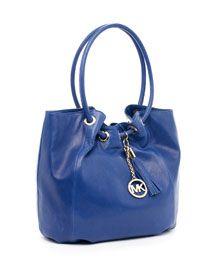 Cobalt Blue Michael Kors, super soft leather so cute!