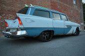 1956 Plymouth – Sport Suburban Wagon