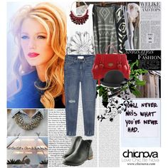 Blake Lively, created by dora04 on Polyvore