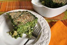 Questo sformato di riso e spinaci è una ricetta molto semplice e saporita. Preparatelo anche voi con la ricetta indicata dal link.