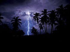 The Catatumbo Lightning  in Venezuela