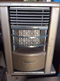 """Vintage Dearborn 20K BTU Natural Gas Space Heater $225.  Measures 26""""h x 18""""w x 11""""d"""