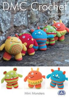 I just pinned this to Amigurumi - Other http://ift.tt/1S2qsT7 originally from http://ift.tt/23mzI96 Thought you would all enjoy!