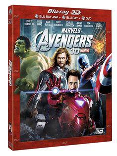 Test du Blu-ray 3D : The Avengers  On vous dit tout ou presque.